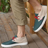 2013 single shoes canvas board shoes fashion breathable shoes