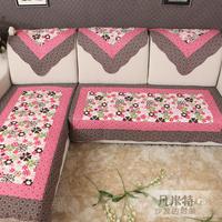 Sofa cushion 100% cotton quilting sofa set sofa cover cushion fabric