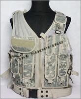 tactical Airsoft vest Combat Vest ACU