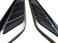 Side Step Bar Running Board For Evoque  2011+, Aluminium Alloy, Free Shipping
