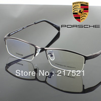 Commercial brief titanium eyeglasses frame reading glasses Men glasses box eyeglasses frame glasses
