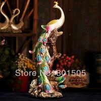 Export Phoenix Bird Statue Sculpture Figurine -the most famous bird in Feng Shui