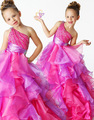 2013 girls pageant dresses Rainbow pageant dresses for kids dresses for weddings kids evening gowns flower girl dress