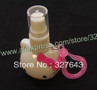 Hello Kitty HelloKitty type mini spray bottle of small pressure bottle