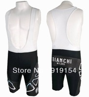 FREE SHIPPING 2011 Bianchi Black Cycling bib Shorts,unique cycling jerseys,men clothings
