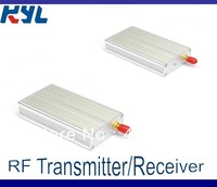 Post Air Mail Free shipment ! 2W Radio modules5-7 km Wireless Transceiver, 433MHz, FSK Modulation, RS485/rf-232/TTL to wireless