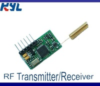 Post Air Mail Free !!! Low cost 50mW RF modules/FSK modulation /2000meters range /TTL interface