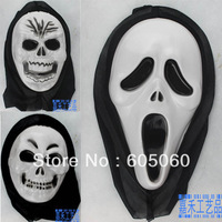 Free shipping Masquerade halloween supplies dance party mask single a face mask