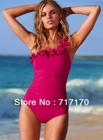 Newest  for Women's sexy swimsuit  Beach wear 2 Colors  Siamese Triangle swimming Wear Free shipping