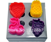 New 2013 fondant mould cake Decorating tools,3D cookie cutter set 3sets/lot