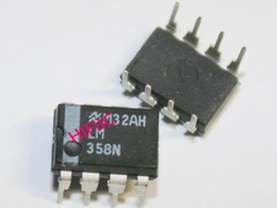 2PCS LM358N LOW POWER DUAL OPERATIONAL AMPLIFIERS(China (Mainland))