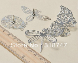 Free shipping antique animal craft Brads metal brad DIY material scrapbooking embellishments craft nails wholesale & retail(China (Mainland))
