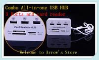 USB разветвитель Ihub usb 2.0 4 usb 2.0 0008