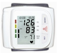 3005-1 Portable Wrist Blood Pressure Monitor