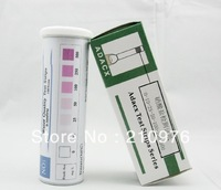 LH-S15 Nitrate Test Paper, 10-500mg/l, 100pcs/bottle, 1 lot = 1 bottle