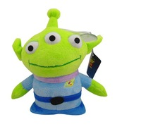 "Wholesale New Arrival Toy story green alien plush toy DOLL 8.7"" HIGH 50pcs/Lot EMS Free Shipping"