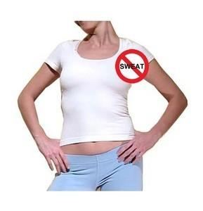 40x Disposable Underarm sweat Guard Pad Armpit Sheet Liner Dress Clothing Shield