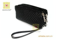Hot sale 2015  Aluminum Sequined Coin Evening bags, Fashion versatile Women clutch bag, Fashion party ladies bag GB229