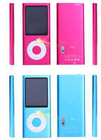 Free shipping New 8GB 5th Gen MP3/MP4/MP5 Player Camera 15pcs/lot