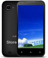 "Amoi N828 Quad Core Android 4.2 smart phone 4.5"" IPS MTK6589 1GB RAM Dual camera 8.0MP GPS Bluetooth Wifi Dual Cameras Free Ship"