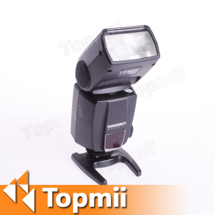 YONGNUO Upgraded YN-467II YN467II E-TTL II Flash Speedlite for Canon Rebel T1i Xsi Xti XS T2i T3i Drop Shipping #1385(China (Mainland))
