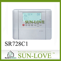 SR728C1 Solar Controller,Water Heater Controller,Temperature Controller,Solar Working Station Controller,110V/220V,LCD Display