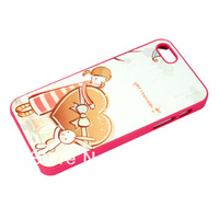 Red  Sublimation phone  case(Mini order 500pcs)