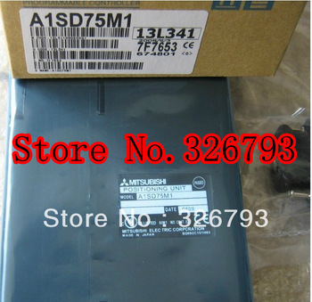 Hot ! Free shipping+Wholesale New original Mitsubishi PLC (programmable logic controller)A Series Positioning modules A1SD75M2
