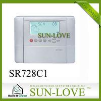 SR728C1 Solar Controller,Water Heater Controller,Temperature Controller,Solar Pump Station Controller,110V/220V,Free Shipping
