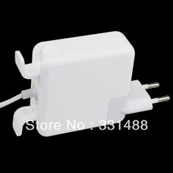 Replacement 45W Power Supply AC Adapter (L shaped Connector) with EU plug Charger for Apple MACBOOK AIR A1244(China (Mainland))