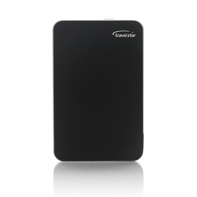 Mobile hard drive 500g damping ultra-thin 2.5 usb2.0 anti-rattle limited(China (Mainland))