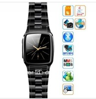 Free Shipping Unlock TW8101.6-inch touch screen watch mobile phone / MP3/MP4 camera supports Bluetooth