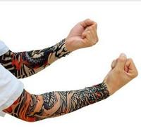 Factory direct fast free shipping retail &wholesale Men Fake Body Temporary Tattoo Sleeves Arm Leg Stocking hot selling tatoos