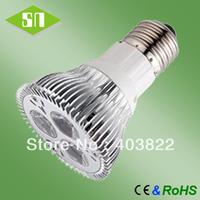 free shipping 5w ce rohs saa ul led spotlight par20