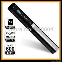 Wireless Portable Scanner SKYPIX TSN410 Handheld Scanners Handyscan Color Hand film Scanner document photo scanner