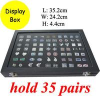 Cufflink Display Box 1 pc Free Shipping