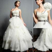 Free Shipping  New Arrival Suman Bridal Wedding Dress,Wedding Gown