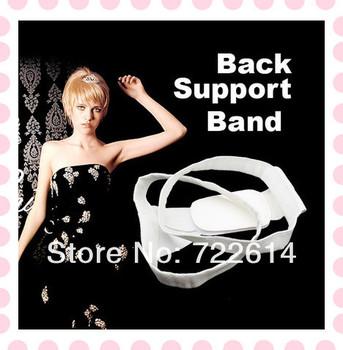 Belt Back Support Band Correct Rectify Posture Brace Corrector Belt