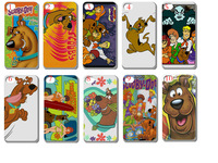 Unique Newest Designs!!wholesale 10PCS/LOT(10style) SCOOBY DOO hard case back cover for iPhone 4 4th 4S+free shipping