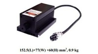 CNI PGL-H-532-500mW   532  Green  DPSS Laser Diode Module TTL/Analog optional
