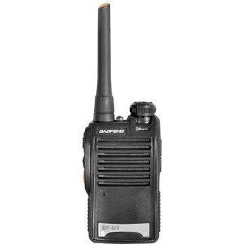 BAOFENG BF-U3 UHF 400-470Mhz small radio two way radio walkie talkie BFU3 U3