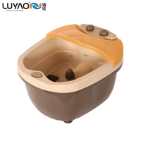 FREE SHIPPING China post 2013 new Foot bath ly-203b pediluvium device footbath heated