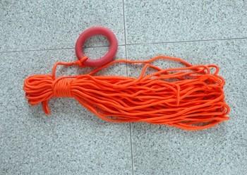 Life-saving rope life-saving rope lifebelts 30 meters rope hand ring marine rope  fashion gift