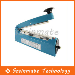 Free shipping 8&quot; 20cm Heat Sealing Machine Impulse Sealer Seal Machine Plastic Bag Closer(China (Mainland))
