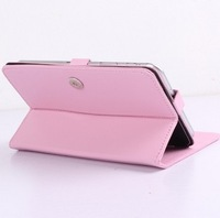 "9 inch a13 tablet pc leather case Pu case for a13 dual camera 9"" Free shipping"
