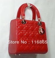 2013 lady brand handbags paint bag Boston totes fashion designer handbags free shipping