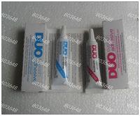"""Makeup Eyelash Glue DUO WaterProof Eyelash Adhesive Glue 9G """"White/Black.(4pcs/lot)"""