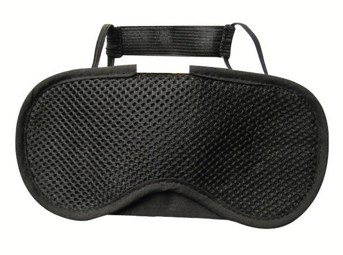 F04603-5 5pcs/lot Bamboo Charcoal Sleeping Eye Mask Cover Patch Eyeshade Blindfold For Promoting Travel Noon break + Freeship(China (Mainland))