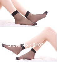 Free shipping cool sexy silk socks sox as antislip silk Stockings ultra-thin women socks as summer female clothing supply.