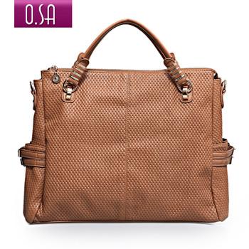 O . sa2012 women's spring handbag PU women's b23282 shoulder bag